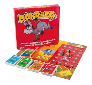 Juego De Mesa Burrazo Toyco