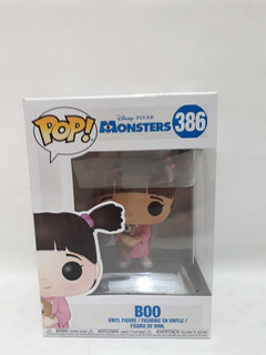 Funko Pop Monsters boo-386-disney-pixar