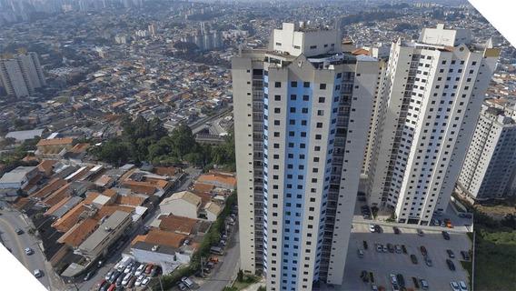 Apartamento Com 2 Dormitórios À Venda, 68 M² Por R$ 299.000 - Jardim Henriqueta - Taboão Da Serra/sp - Ap0371