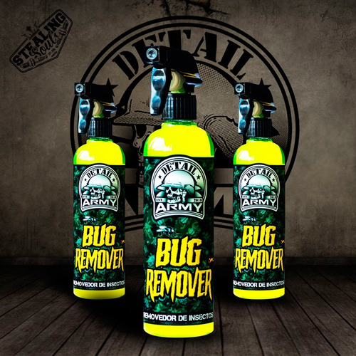 Detail Army® - 008 | Bug Remover | Removedor De Insectos | 550cc | Detailing