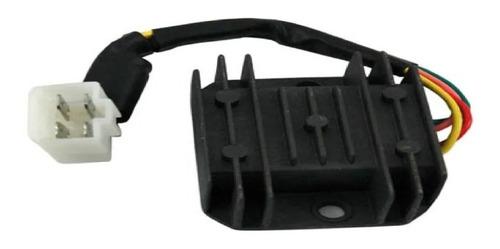 Regulador Retificador Voltagem Dafra Kansas Laser 150