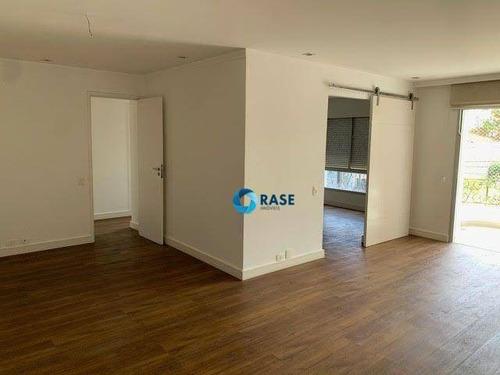 Imagem 1 de 20 de Belo Apartamento Com 4 Dormitórios, 150 M² - Venda Por R$ 2.553.000 Ou Aluguel Por R$ 12.000 - Vila Nova Conceição - São Paulo/sp - Ap11436