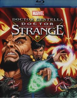 Doctor Strange Dr Centella Blu Ray Nueva (sin Celofan)
