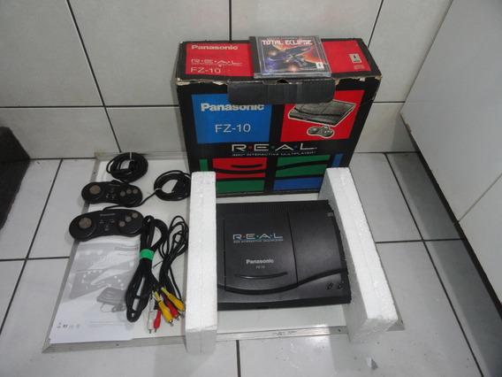 3do Fz10 Panasonic Console Coleção C/ Caixa C01