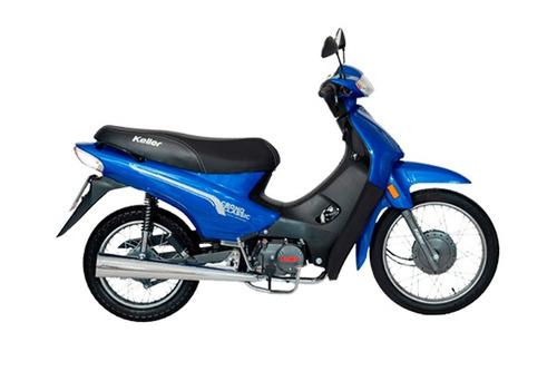 Keller Crono 110 110cc 0km Dolar 200 Más 35000 Pesos