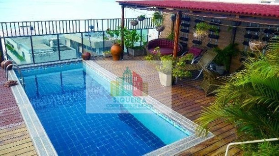 Apartamento A Venda No Bairro Boa Viagem Em Recife - Pe. - 73-1