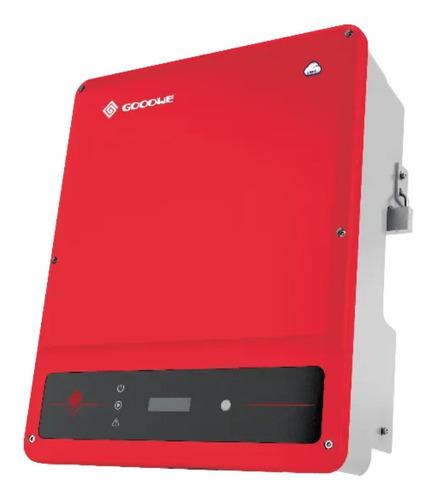 Inversor Goodwe Trif 10kw 2mppt Wifi On-grid Apto P/bal Cero