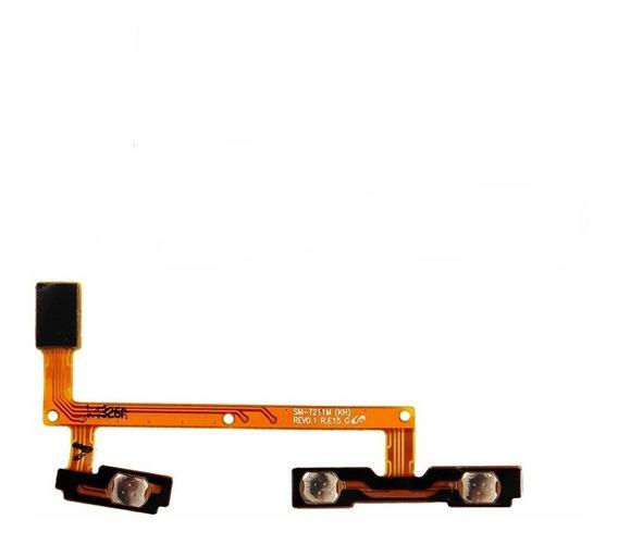 Flex Botão Power Volume Tablet Samsung Sm-t211/ T211