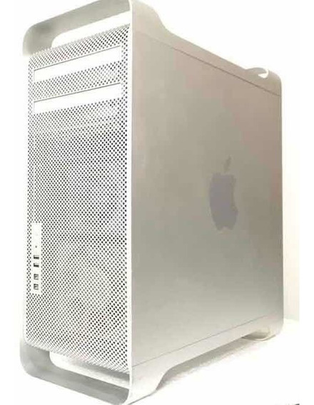 Mac Pro A1289 5.1 Mid 2010 2x Intel Xeon S/mem. Hd 160gb Lê