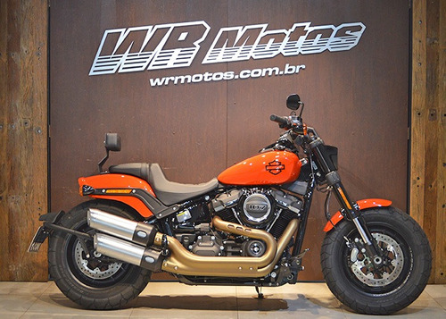 Harley-davidson Fat Bob Fxfb