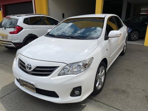 Toyota Corolla 2.0 16v 4p Flex Xei Direct Shift Automático