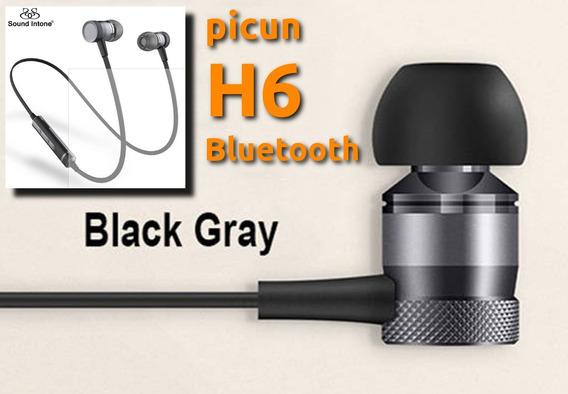 Fone De Ouvido Intone H6 Bluetooth Com Redução De Ruido Cvc