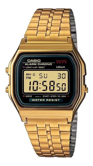 Relógio Casio Vintage A-159wge-1 Original