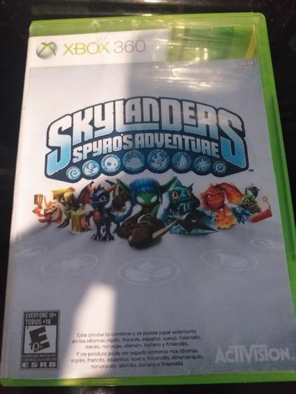 Skylanders Spyros Adventure Xbox 360 Midia Física
