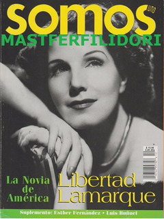 Libertad Lamarque Revista Somos 99 Maria Felix Pedro Infante