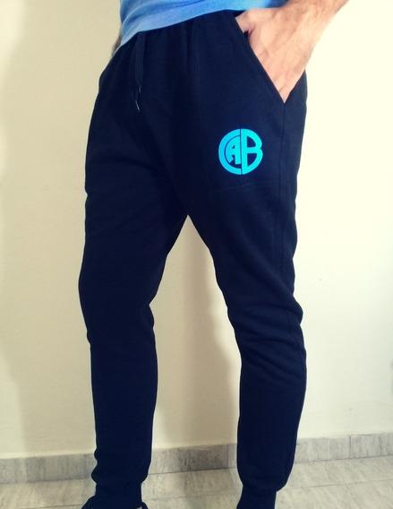 Pantalon Chupin Belgrano De Algodon