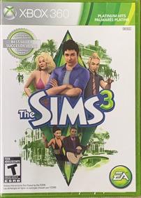 Jogo The Sims 3 Xbox 360