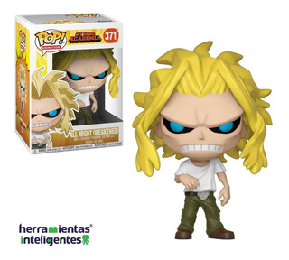 All Might Weakended Funko Pop My Hero Academia Anime