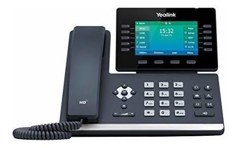 Yealink T54w Teléfono Ip, 16 Cuentas Voip. Pantalla A Color