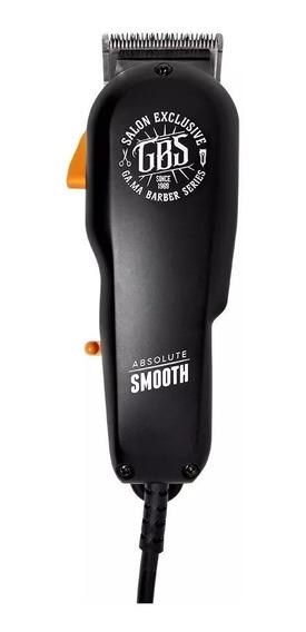 Máquina De Corte Cabelos Gama Barber Absolute Smooth 10pente