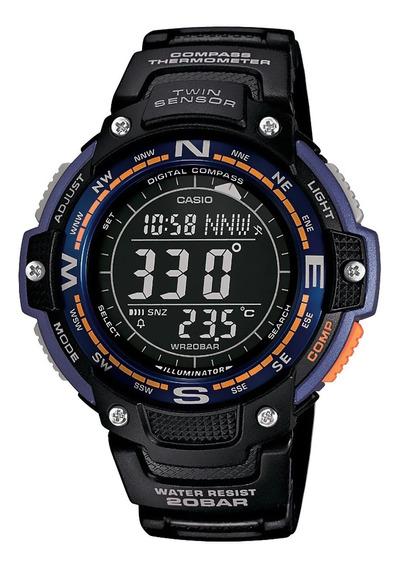 Reloj Para Hombre Casio Illuminator Doble Sensor
