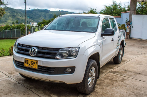 Volkswagen Amarok Andina 2015