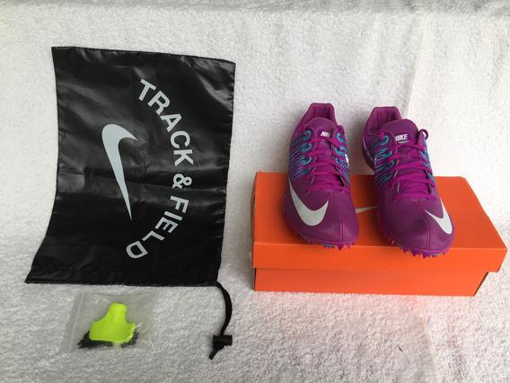 Zapatillas De Atletismo C/ Clavos. Violetas Consultar Stock
