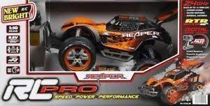 Carro De Control Remoto New Bright Reaper 1.10 Nuevo En Caja