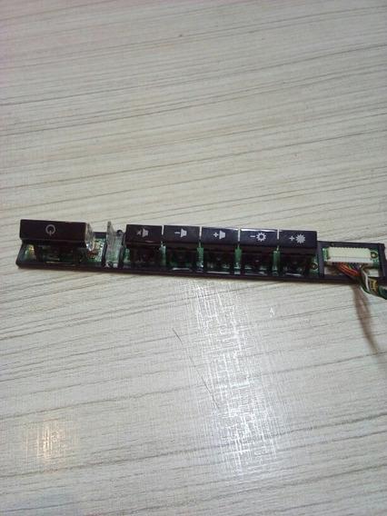 Placa Botao Power Comandos All In One Aoc M2011