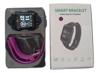 Relogio Inteligente Smartwatch Bluetooth Monitor Saúde