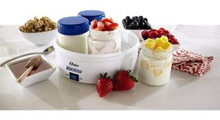 Oster Mykonos - Máquina Para Hacer Yogurt Griego, Manual, 1