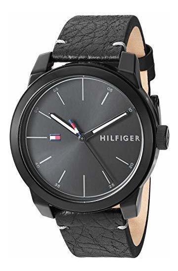 Tommy Hilfiger - Reloj De Cuarzo Para Hombre Con Correa De P