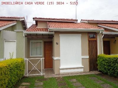 Vender Casa Em Indaiatuba, No Condominio Vila Veneza. - Ca04255 - 2127053