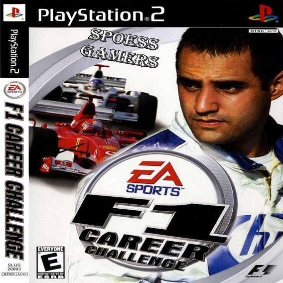 F1 Career Challenge Formula 1 Ps2 Patch