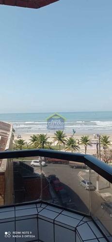 Imagem 1 de 30 de Ótima Localização Com Vista Livre Para O Mar! - Vnst967