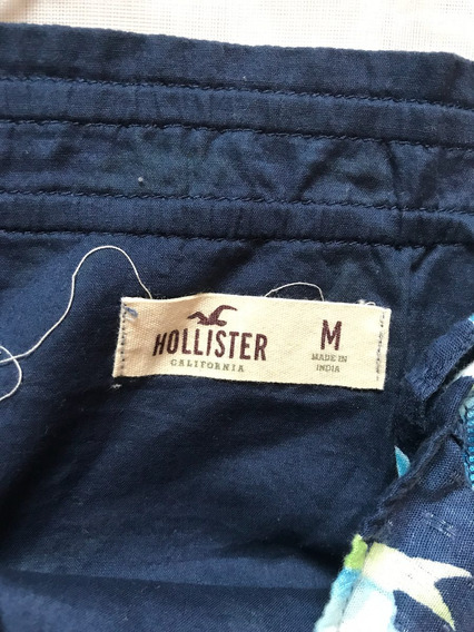 Blusa Hollister Mujer Talla M