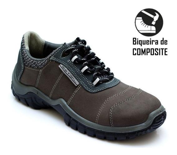 Sapato Segurança Estival Bico Em Composite Ca 42553