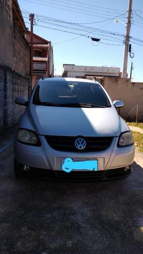 Volkswagen Spacefox 2008 1.6 Comfortline Total Flex 5p (ar)