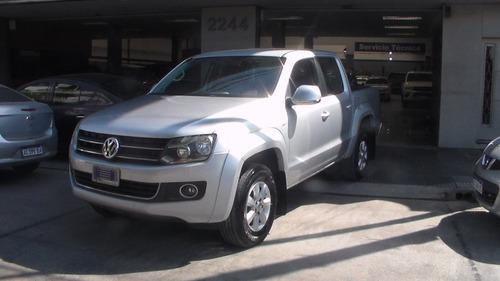 Volkswagen Amarok 4x4 2.0 Tdi Dc Highline Pack 163c Aut 2012