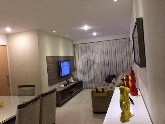 Apartamento Residencial À Venda, Icaraí, Niterói. - Ap3097