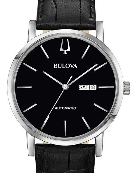 Relógio Bulova Classic Automático 96c131 Masculino