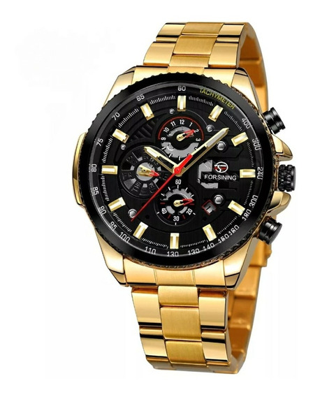 Relógio Masculino Automático 12x S/ Juros 100% Funcional
