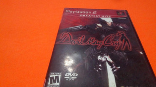 Devil May Cry Original Para Ps2