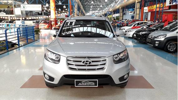 Santa Fe 3.5 Gls Gasolina 7 Lugares 4p Automático 2010/2011