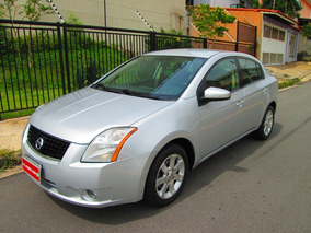 Nissan Sentra 2.0 S Aut. 2008 Só 88.000 Km Maravilhoso !!!