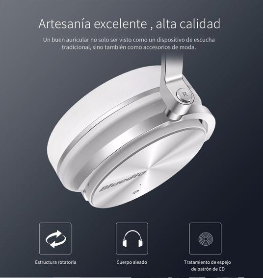 Bluedio T4s Bluetooth - Branco