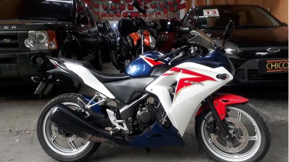 Honda Cbr 250 2012
