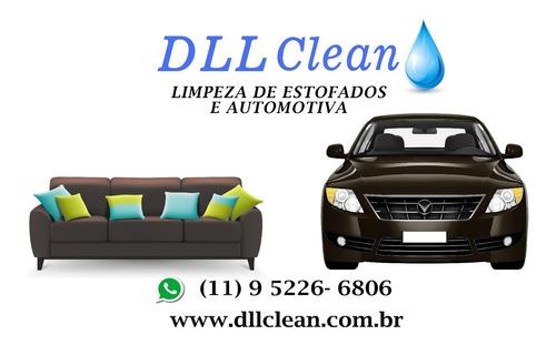 Higienização De Estofados E Estética Automotiva