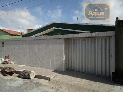 Casa Com 4 Dormitórios Para Alugar, 200 M² Por R$ 1.199/mês - Vila Velha - Fortaleza/ce - Ca0320