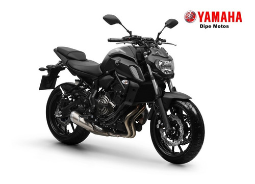 Imagem 1 de 5 de Yamaha Mt-07 Abs 2022 - Dipe Motos
